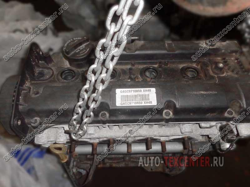Замена двигателя Kia Sportage КМ