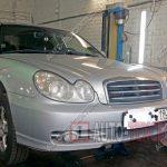 Замена ступицы Hyundai Sonata