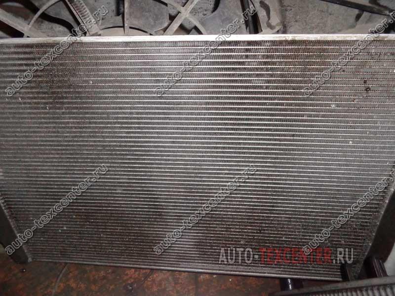 Промывка радиатора двигателя Kia Ceed (3)
