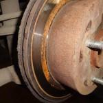 замена тормозных дисков Хендай Соната 4