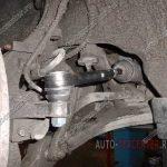 Замена рулевых тяг и наконечников Hyundai Sonata