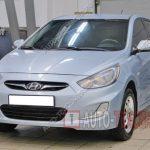 Замена шаровых опор Hyundai Solaris 1