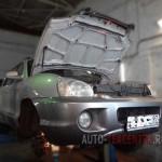 Замена шкива коленвала Hyundai Santa Fe classic