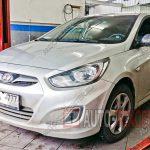 Плановое ТО Hyundai Solaris №4 (60 000 км)