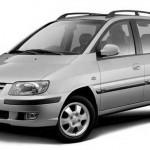 Замена масла Hyundai Matrix