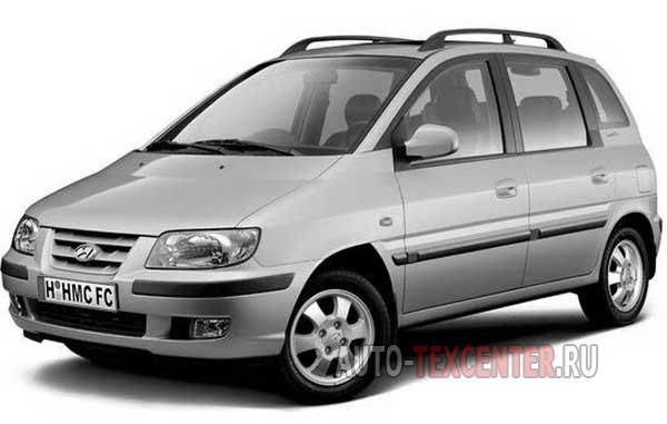 Расход топлива Hyundai Matrix (FC)