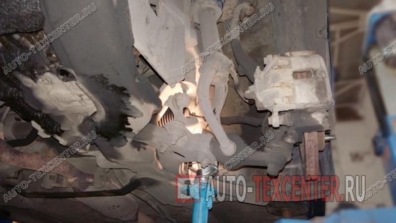 Замена ШРУСа Hyundai Sonata (1)
