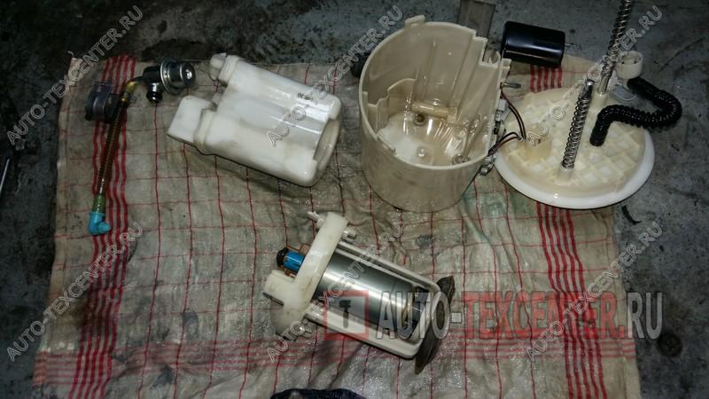 замена топливного фильтра Хендай i30