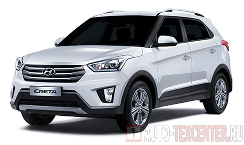 Расход топлива Hyundai Creta (GS)