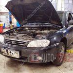 Замена и ремонт двигателя Kia Spectra