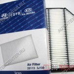 28113-3J100 - воздушный фильтр Хендай IX55