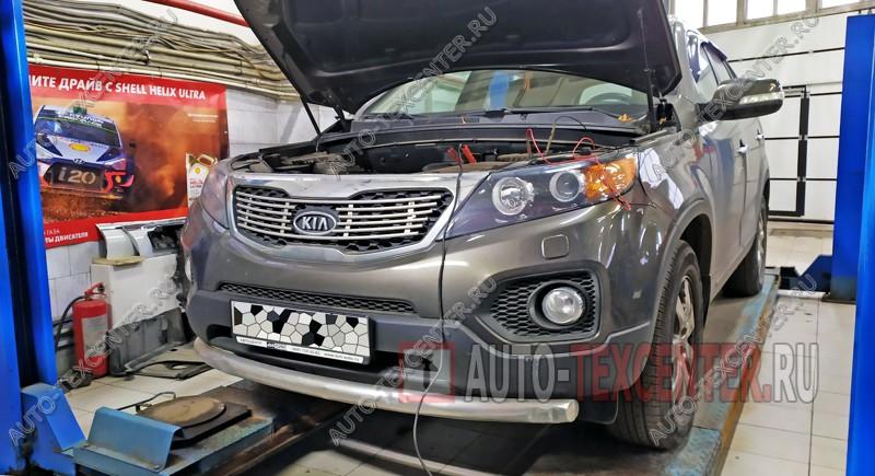 Замена и ремонт рулевой рейки Kia Sorento