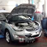 Плановое ТО Hyundai Elantra №2 (30 000 км)