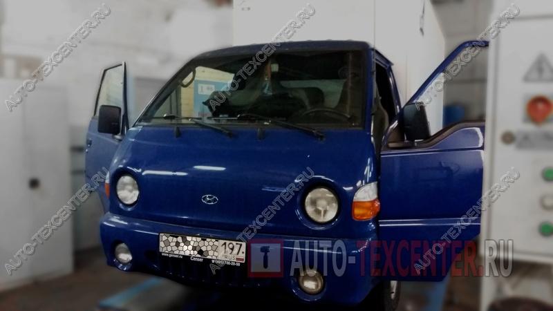 Ремонт электрики Hyundai Porter (1)