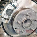 замена тормозных дисков Киа Оптима 2