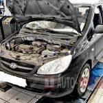 Диагностика Hyundai Getz