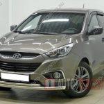 Замена масла Hyundai IX35