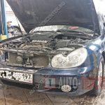 Замена цепи и ремня ГРМ Hyundai Sonata