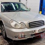 Замена тормозных колодок и дисков Hyundai Sonata