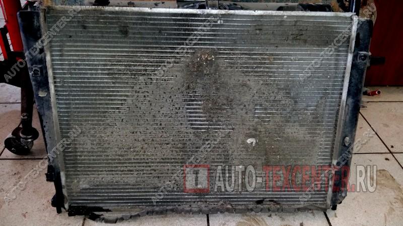 промывка радиатора Киа Спортейдж 2