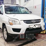 Замена и ремонт двигателя Kia Sportage