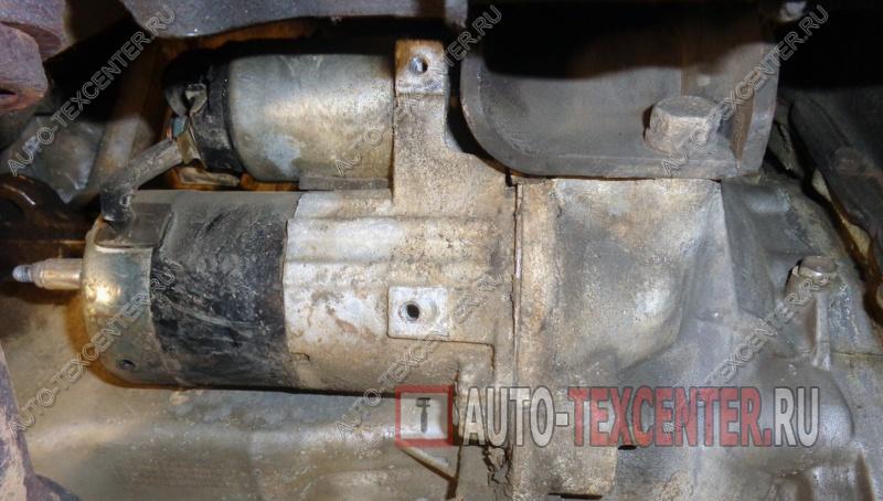 Ремонт стартера Hyundai Tucson (2)