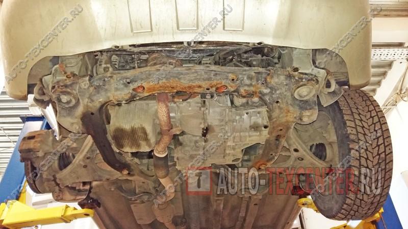 Замена ремня ГРМ Hyundai Tucson (2)