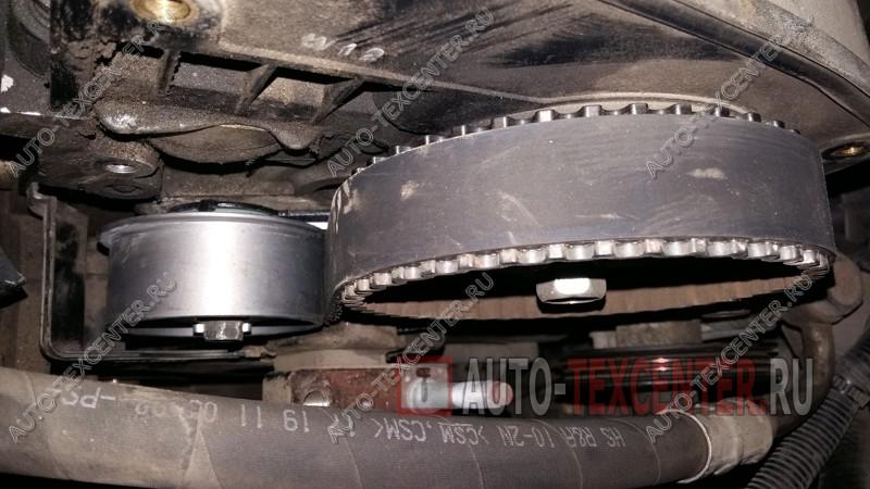 Замена ремня ГРМ Hyundai Tucson (5)