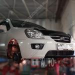 Замена рулевых наконечников Kia Carens