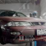 Замена рулевых наконечников Kia Sephia
