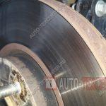 замена тормозных дисков Киа Сид 1
