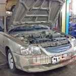 Плановое ТО Hyundai Accent №12 (120 000 км)