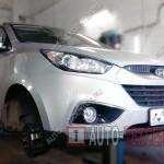 Плановое ТО Hyundai IX35 №3 (45 000 км)