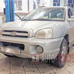 Замена масла в АКПП Hyundai Santa Fe