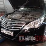 Замена масла Hyundai Grandeur