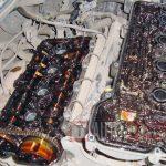 Замена масла в двигателе Kia Rio 3