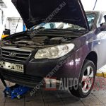 Замена цепи и ремня ГРМ Hyundai Elantra