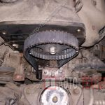 Замена ремня ГРМ Hyundai Elantra 4