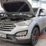 Диагностика Hyundai Santa Fe 3