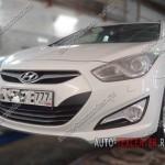 Замена масла в двигателе Hyundai i40