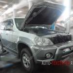 Замена ремня ГРМ Hyundai Terracan