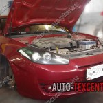 Замена рулевой рейки Hyundai Coupe