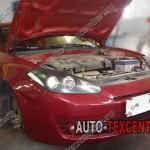 Замена и ремонт рулевой рейки Hyundai Coupe