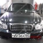 Замена фильтра салона Hyundai Sonata