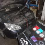 Заправка кондиционера Hyundai Getz