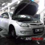 Плановое ТО Hyundai I30 №3 (45 000 км)