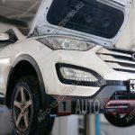 Плановое ТО Hyundai Santa Fe №1 (15 000 км)