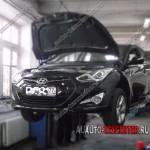 Плановое ТО Hyundai I40 №3 (45 000 км)