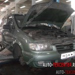 Плановое ТО Hyundai Trajet №9 (135 000 км)