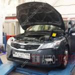 Ремонт и замена стартера Kia Ceed